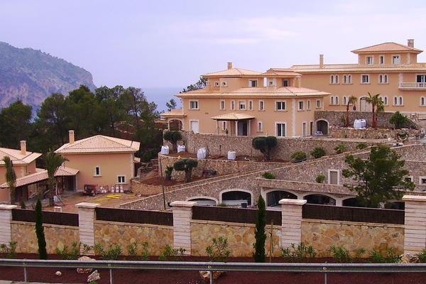 Villenkomplex in Mallorca